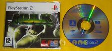 HULK Ps2 Versione Promo Europea gioco completo »»»»» SOLO DISCO