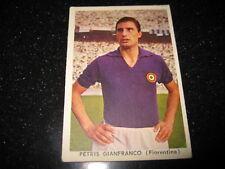 Figurina IL CALCIO ITALIANO STEF 1963/64  PETRIS  Fiorentina  serie 2 Pallini