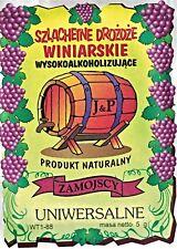 3 X Weinhefe UNIVERSAL für Mehrfruchtweine 100% natürlisches Produkt Hefe Wein