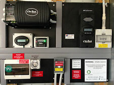 3kW Off Grid Solar Power, 21 kWh battery bank, Stand Alone System SAPS Installed