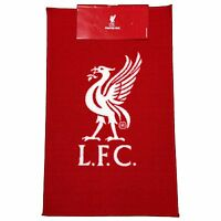 Liverpool Floor Rug - Football Team Club Red  XMAS  BEDROOM Gift
