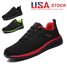 New listing Men's Athletic Running Shoes Lightweight Outdoor Walking Sneaker Sports Size12