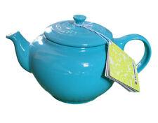 LE CREUSET Classic Blue Ceramic Teapot 1L