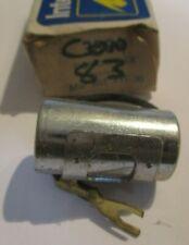 3386 XCON83 New CI Condenser Fiat 124 125 127 1969-1972 9919344