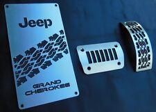 PEDALE JEEP GRAND CHEROKEE IV SRT8 HEMI CRD SRT 8 OVERLAND V6 V8 SUMMIT LIMITED
