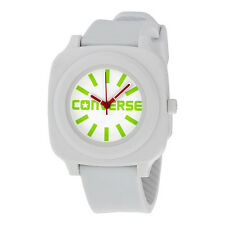 Converse Keeper White Dial White Rubber Unisex Watch VR-032-100