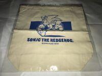 SONIC The Hedgehog Adventure 20th Anniversary Tissue bag SEGA 2001 Jp Jap Japan