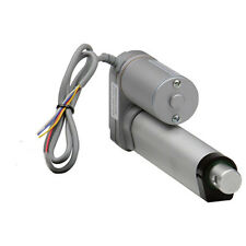 "4"" Linear Actuator with Feedback, 110-Lb. Capacity, 12VDC, LACT4P"