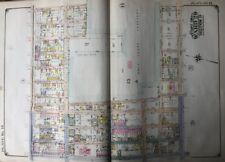 1924 E. Belcher Hyde East Flatbush New York Av - E 43rd St Brooklyn Ny Atlas Map