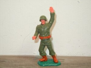 Timpo Toys England - Plastic Toy - Soldier *37739
