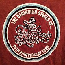 POLYPHONIC SPREE 15th Anniversary Tour T-Shirt Women's Size M