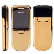 Genuine NOKIA 8800 Sirocco Gold 2MP (GSM) T-Mobile Mobile Phone