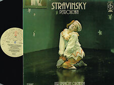 Stravinsky PETROUCHKA LP Konstantin Ivanov USSR SO EMI/Melodiya 1962 CFP40280