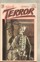 Tales Of Terror #5-1986 vf/nm 9.0 Eclipse Comics Horror / Tim Conrad