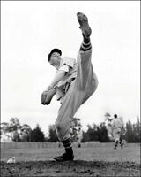 Bob Feller Photo 8X10 Cleveland Indians #6   Buy Any 2 Get 1 FREE