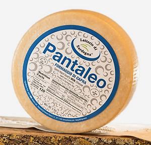 Pantaleo Goat Cheese 100 days aged - Whole Wheel 5 Lb