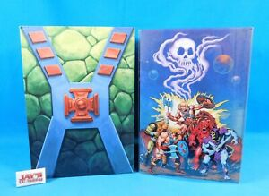 Prince Adam & He-Man Figure 2-Pack Masters of the Universe MOTU 2019 Mattel SDCC