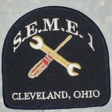 S.E.M.E. 1 Patch - Cleveland, Ohio