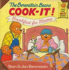 Berenstain Bears book RARE UNUSED