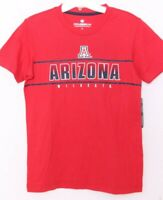 NEW Arizona Wildcats Colosseum Snozzberry Red Crew Neck Tee Shirt Youth M 12-14