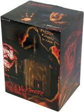 "NECA Nightmare on elm Street FREDDY KRUEGER FURNACE 9"" Diorama Action Figure NEW"