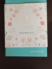 Liz Earle Set The power of 3 Cleanser,cloths, tonic,combination skin repair set