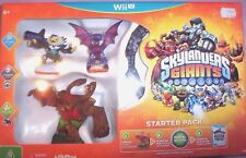NEW Skylanders Giants  Starter pack Wii u