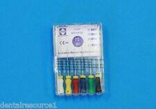 Dental Endontics NITI I-Flex H File Kit ( Lot of 10 Kits) Total 60files