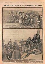 Artillery Austria Soldiers Ujok Oujok Carpathian region Poland Ukraine WWI 1915