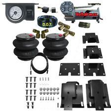 Air Tow Assist Load Level Kit 2009-2017 Dodge 1500 w/Airmanage No Drill xzx
