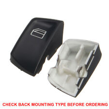 Mercedes-Benz Window Control Switch Push Button Cover PAIR Sprinter Vito 2 Types