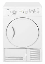 Beko DC7112W 7kg Freestanding Condenser Tumble Dryer - White