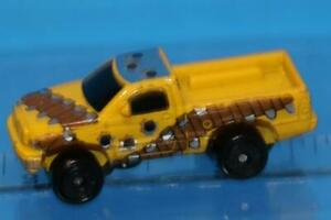 MICRO MACHINES DODGE Ram pick up Truck AWESOME RARE LOOSE #1 ULTRA RARE EUROPEAN