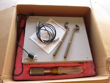 Sonics & Materials, Inc. Vibra-Cell VCF-1500 w/converter, booster, probe & more