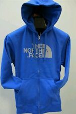 The North Face Half Dome Full Zip Hoodie - nautical blue/ metallic silver MED