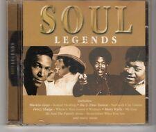 (HH468) Soul Legends, 20 tracks various artists - 2003 CD