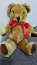 Vintage Pedigree Musical Teddy Bear