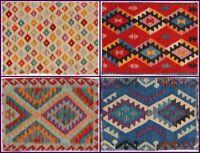 Large Floor Handmade Kilim cushion covers, pillows Covers, sitting cushion