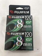 Fujifilm 120 8mm 2 Pack Nib
