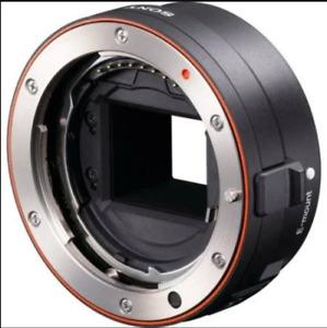 Sony LA-EA1 A-mount to E-mount APS-C Lens Adapter Alpha LAEA1 Adaptor NEX 5 6 7