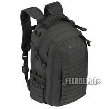 Direct Action Dust Mk.II Black schwarz Rucksack 20 L Backpack