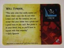 Pirates PocketModel Game - 059 WILL TURNER