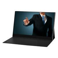 15,6-Zoll-Touchscreen 4K IPS HDR USB-C-Monitor 3840 x 2160 für die PS4-Kamera