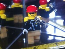 LEGO Mini Figure Micheal Jackson MJ Original Collectable Lego Man