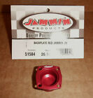 OFNA JAMMIN NITRO .21 RED BACKPLATE WITH COVER SEAL #51584  NEW