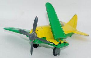 Vintage Hubley Hellcat Folding Wings Toy Airplane