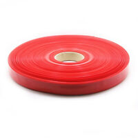 Black Φ238mm Battery Sleeve Wrap PVC Heat Shrink Tubing Flat Width 373mm x 1M