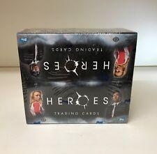 Heroes Season One - Sealed Trading Card Hobby Box - Topps 2007