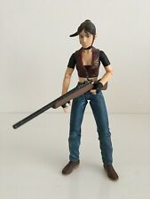 Rare Resident Evil Claire Redfield Action Figure From Series 2 Palisades