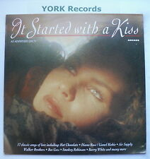 IT STARTED WITH A KISS - Various - Excellent Condition LP Record Arcade 910301